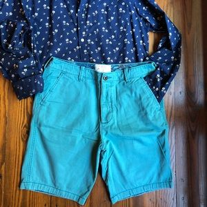 Hollister Classic Fit Shorts for Men